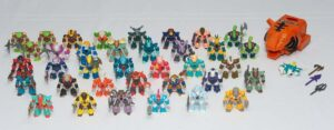 Battle Beasts Loose Action Figures