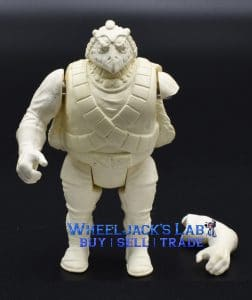 Hardcopy Prototype Adventures of the Galaxy Rangers Tonka Action Figure toy line.