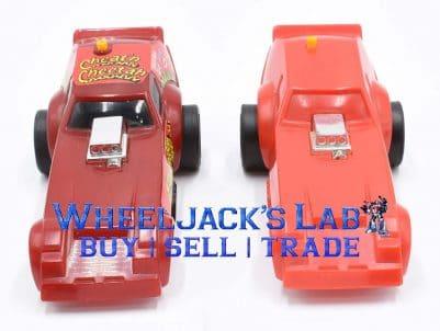 Tonka Trucks Prototypes