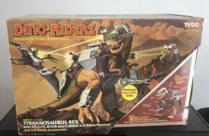 Tyco Dino Riders Toys