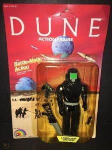 Dune Sardaukar LJN Action Figure