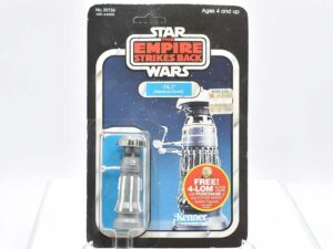 Vintage Kenner Star Wars Sealed Action Figures