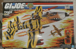 G.I. Joe Hasbro MISB Tigerhawk
