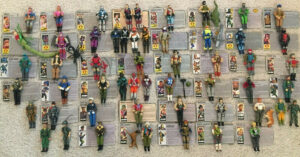 Hasbro Vintage G.I.Joe Action Figures
