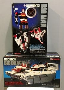 Stores That Buy Old Godaikin Toys and Collections