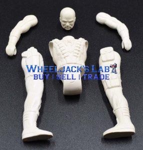 hardcopy prototype Steel Monsters Tonka