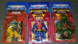 Mattel MOTU Masters of the Universe Collection