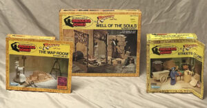 Indiana Jones Kenner Action Figures
