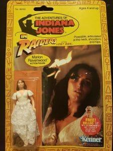 Indiana Jones Kenner Action Figures