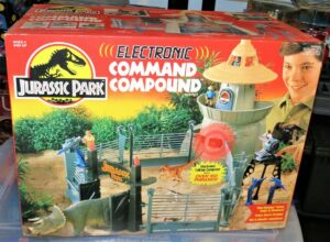 Jurassic Park Compound Kenner 1993
