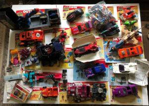Kenner M.A.S.K. Vehicles