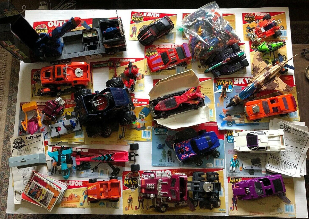 What are the Best Places to Sell M.A.S.K. Toys?