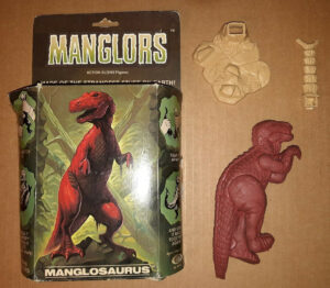 Manglors Ideal Toys Action Figures