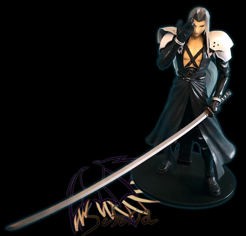 Play Arts Final Fantasy VII Version