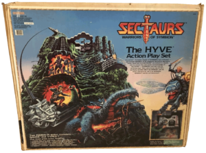 Coleco Sectaurs Vintage Toys