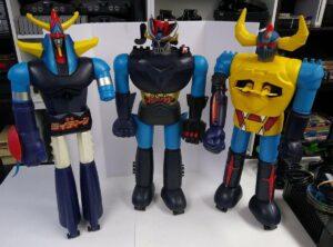 Shogun Warriors Toys