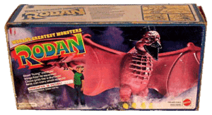 Mattel Shogun Warriors Vintage Toys