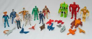 Silverhawks Action Figures Kenner