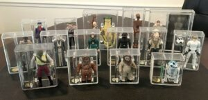 Star Wars Kenner AFA Action Figures