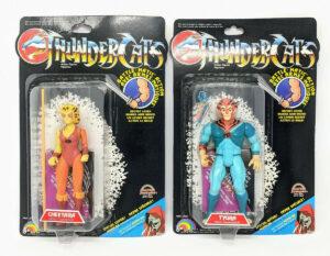 Thundercats LJN Sealed Action Figures