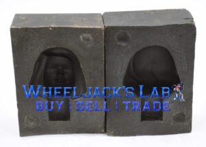 Prototype Hardcopy silicone mold