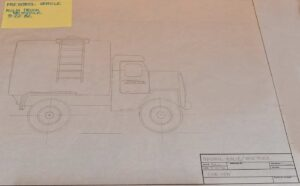 Tonka Prototype Engineering Drawing