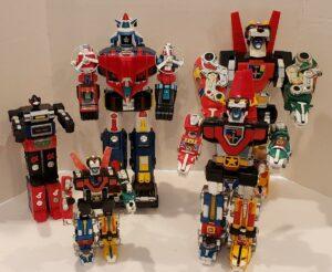Matchbox Panosh Place Voltron Toys