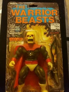 Warrior-Beasts-Warlord-Remco-1982-Action-Figures