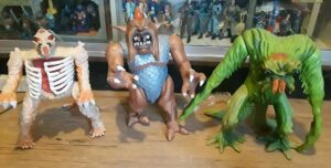 Inhumanoids Hasbro Action Figures