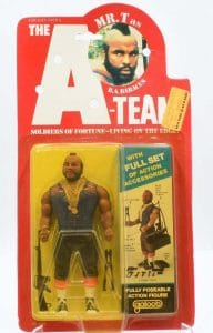 A-Team Sealed Action Figures