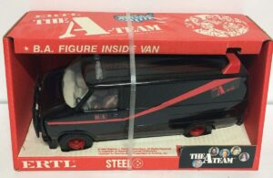 Looking for someone who buys vintage A-Team toys?