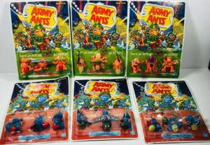 Army Ants Hasbro Action Figures
