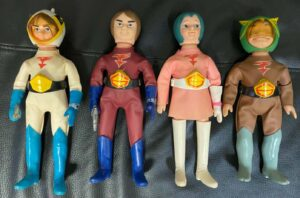 Battle of the Planets Action Figures