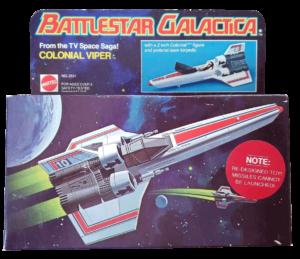 Battlestar Galactica Mattel Toys