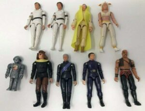 Buck Rogers Mego Action Figures