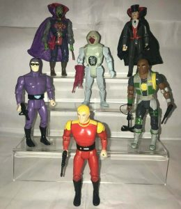 Defenders of the Earth Galoob Action Figure