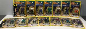 Dick Tracy Playmates Action Figures Boxed