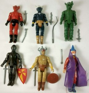 Dragonriders of the Styx Multi-Toys Corp Toys