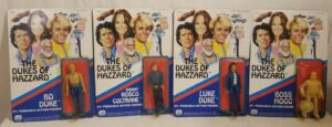 Dukes Of Hazzard Action Figures Carded