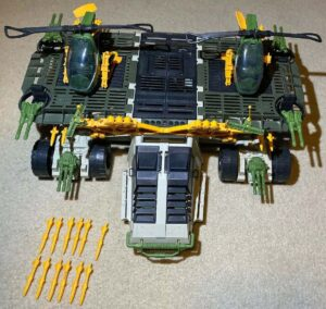 Gi Joe Hasbro Vehicles