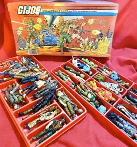 Gi Joe Vintage Hasbro Action Figures