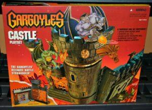 Gargoyles Kenner Playset
