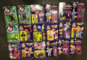 Ghostbusters Kenner Action Figures New
