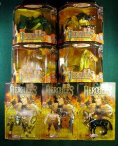 Hercules The Legendary  Journey Action FiguresCollection
