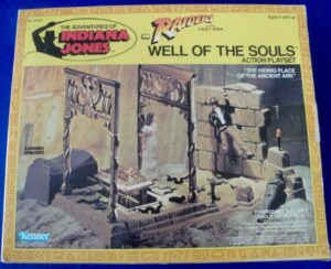 Kenner's 1982 Indiana Jones - Raiders of the Lost Ark Well of the Souls