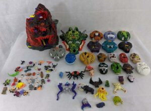 Mighty Max Bluebird Action Figures