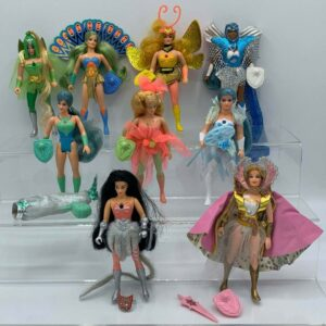 She-Ra Princess of Power Mattel Action Figures