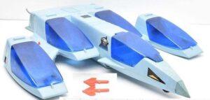 Silverhawks Telepix Vehicles
