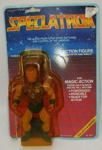 Speclatron S&T Toys Vintage Action Figure