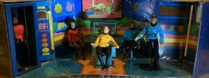 Star Trek Mego Action Figures
